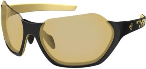 Ryders Flyp Fyre Varia Black-Gold / Yellow-Brown Lens Anti-FOG Gold MLV