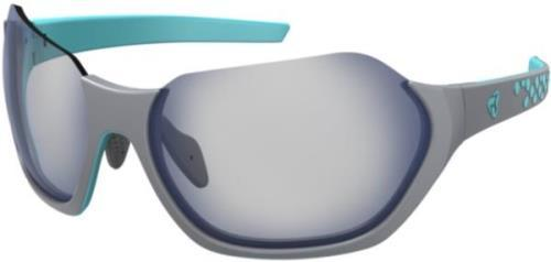 Ryders Flyp Fyre Varia Grey-Blue  / Lt Grey-Grey Lens Anti-Fog Blue MLV