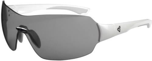 Ryders Via Standard Lens White Metallic / Grey Lens