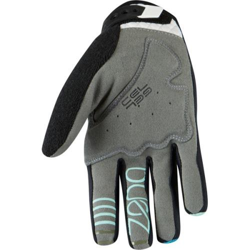 Madison Zena Womens Blue/Sea Green Glove Rear