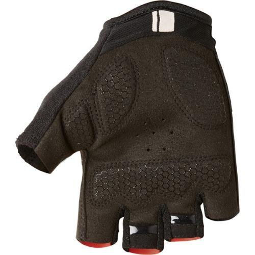 Madison Peloton Mens Red Mitts Rear