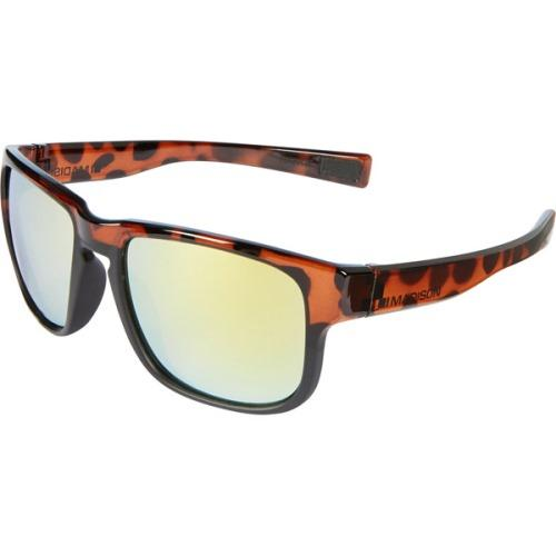 Madison Range Glasses Gloss Tortoiseshell Over Matt Black Frame - Bronze Mirror Lens