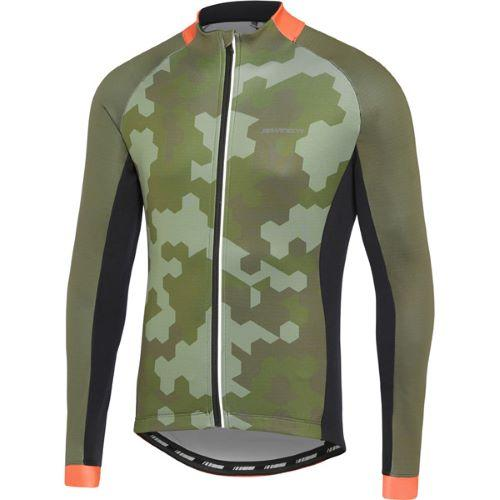 **Clearance** Sportive Long Sleeve Thermal Roubaix Jersey