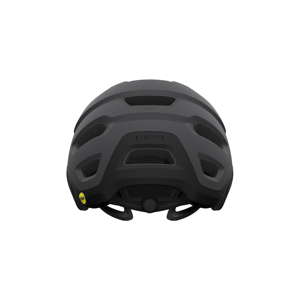 Giro Source MIPS Black Fade Back