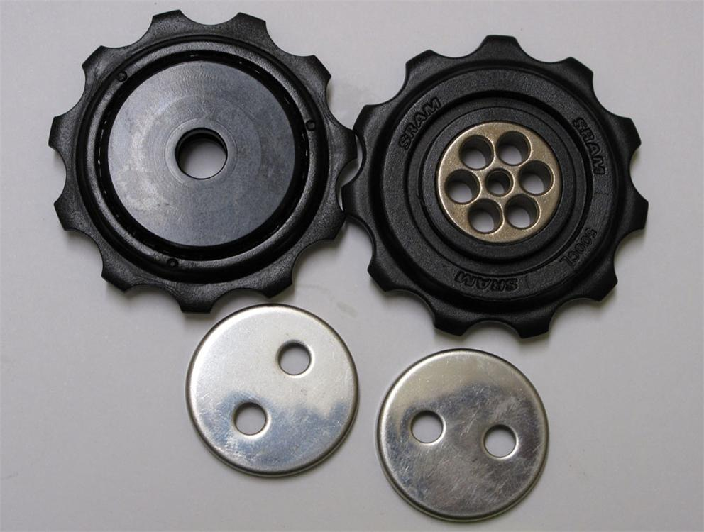 GEARSR615 - 05-09 X9 Pulley Kit (M/LCage)