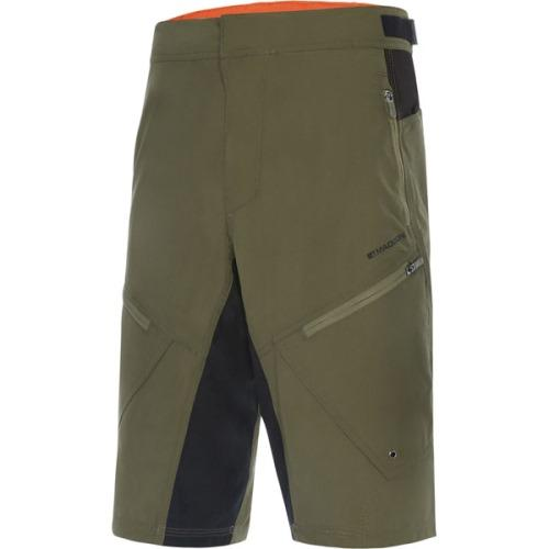 Madison Trail Mens Shorts Olive Front