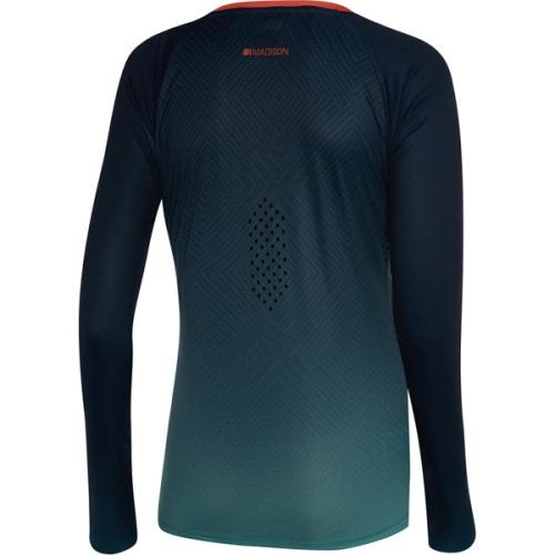 Madison Flux Womens Long Sleeve Jersey