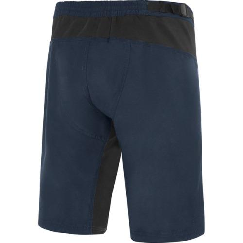 Madison Trail Womens Ink Navy Shorts Rear