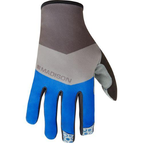 **Clearance** Madison Alpine Glove Blue / Grey - S