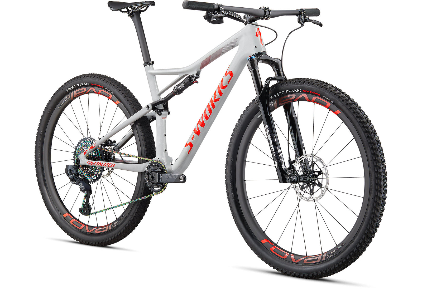 2020 S-Works Epic AXS