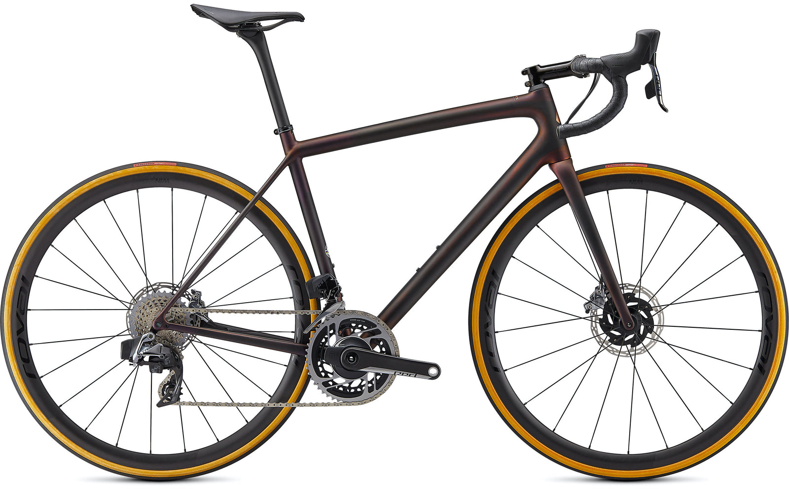 S-Works Aethos Sram Red eTap AXS
