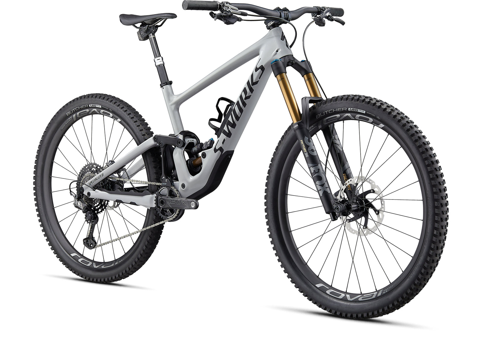 All-New S-Works Enduro