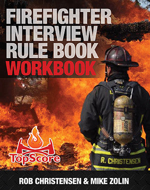 Firefighter Interview Rule Book WORKBOOK (Paperback) - Firefighter Interview Rule Book