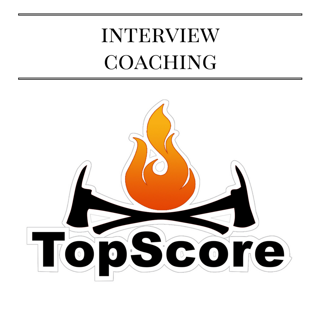 Available Now! Interview Coaching Package (BEST VALUE) - Firefighter Interview Rule Book