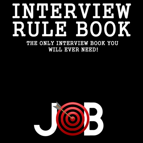 Available Now! Interview Rule Book (Paperback) - Firefighter Interview Rule Book