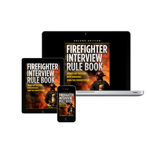 Firefighter Interview Rule Book-Second Edition (EBOOK) - Firefighter Interview Rule Book