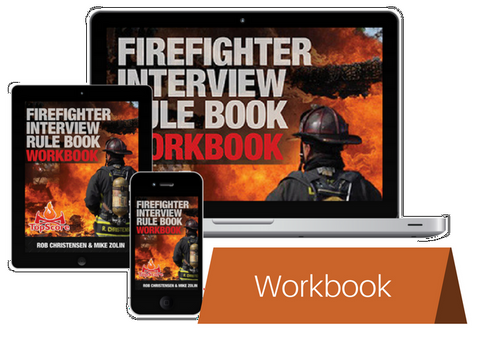 Firefighter Interview Rule Book WORKBOOK (EBOOK) - Firefighter Interview Rule Book