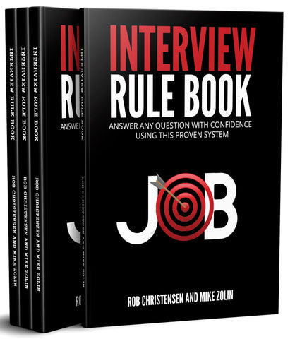Available Now! Interview Rule Book (Ebook) - Firefighter Interview Rule Book