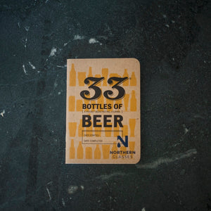 33 Bottles of Beer Tasting Booklet