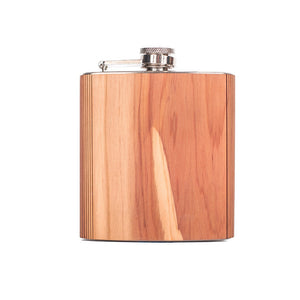 Wood Flask - Northern Glasses Pint Glass