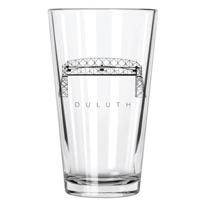 Duluth Pint Glass | Northern Glasses