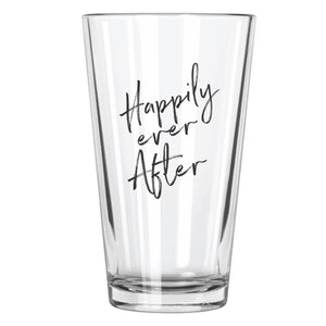 Happily Ever After - Northern Glasses Pint Glass