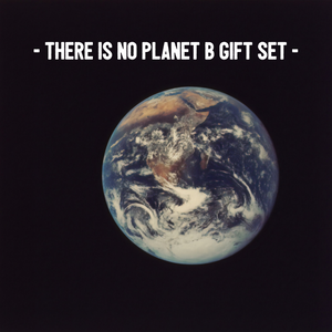 There is No Planet B Gift Set - Northern Glasses Pint Glass