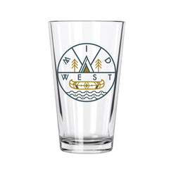 Midwest Pint Glass