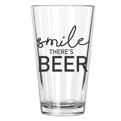 Smile, There's Beer