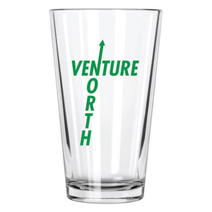 Venture North Pint Glass | Northern Glasses