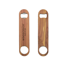 Wood Bottle Opener - Northern Glasses Pint Glass