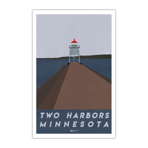 Two Harbors Poster