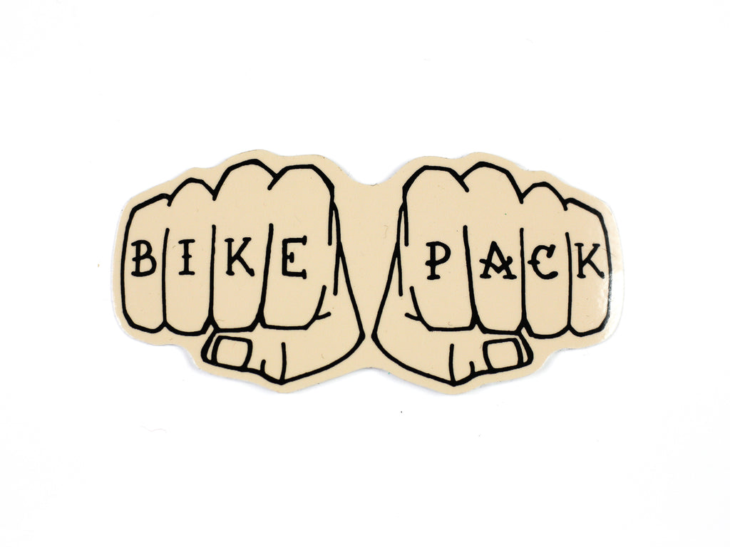 BikePack Sticker