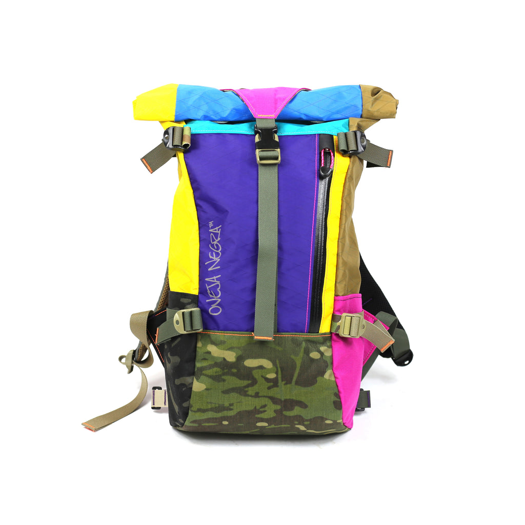 Portero™ Roll-Top Backpack - WACK PACK™ Limited Color