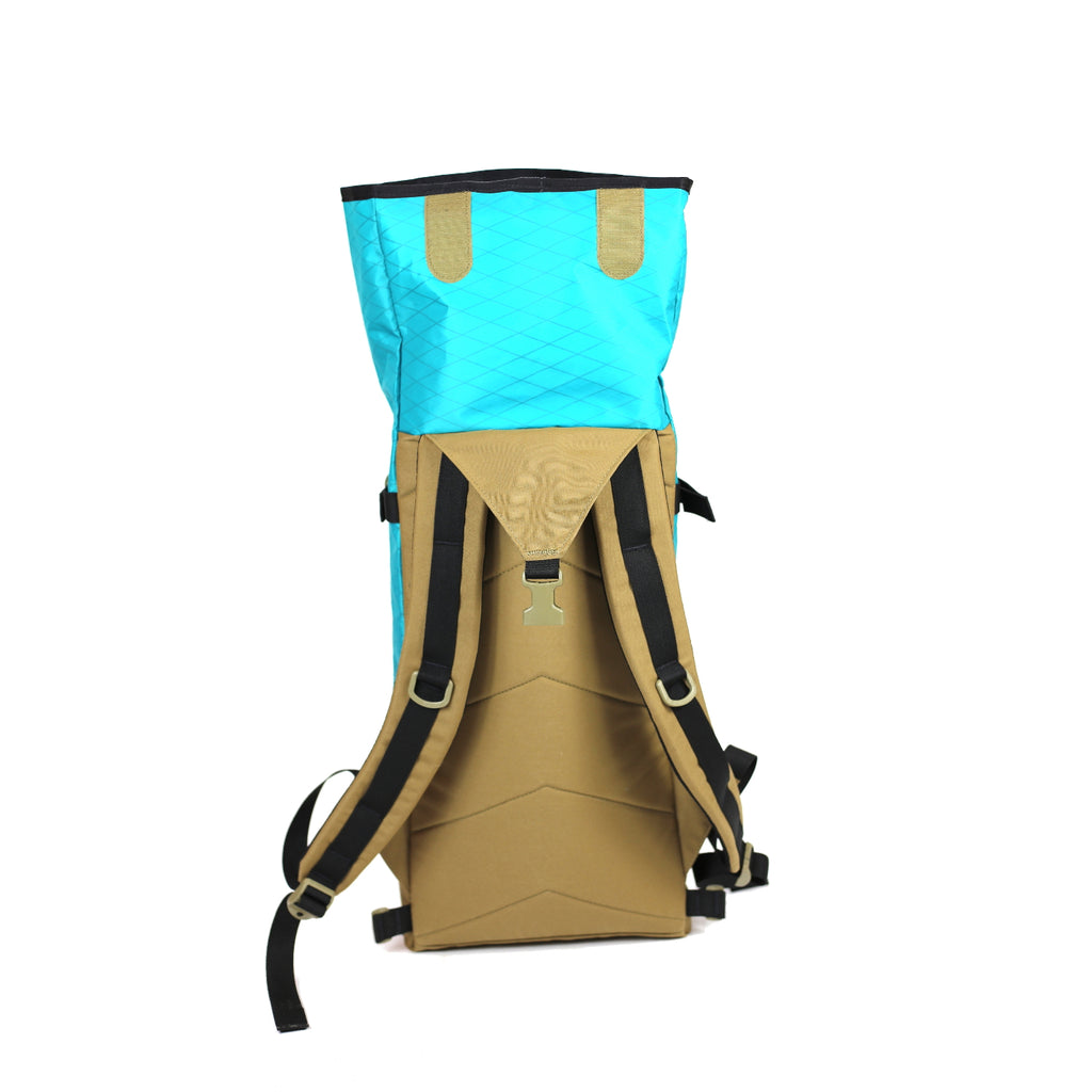 Portero™ Roll-Top Backpack