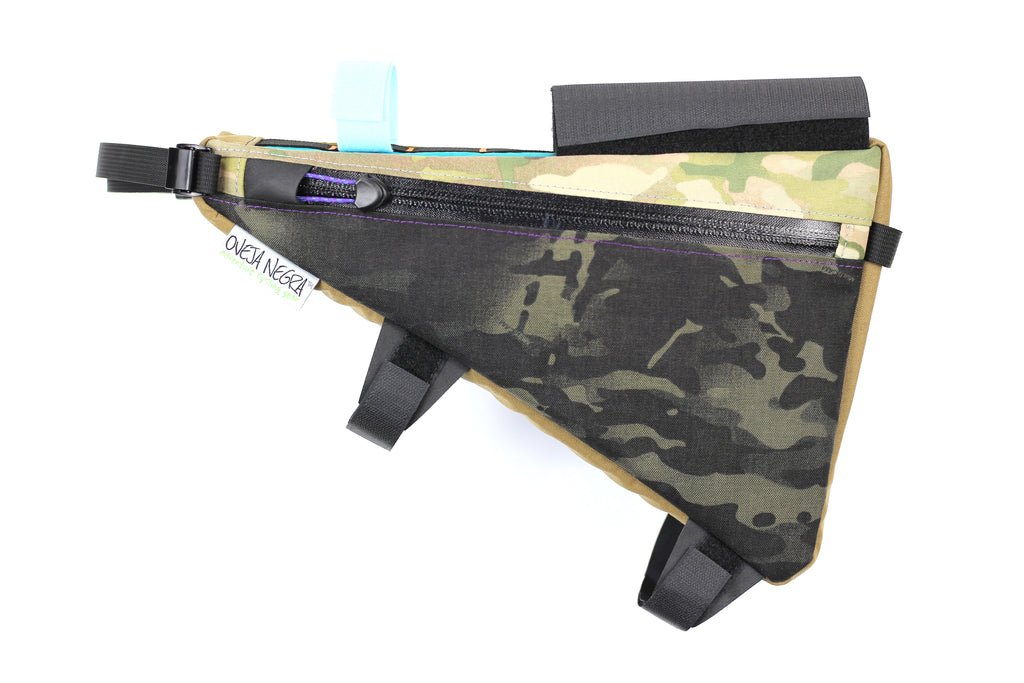 Superwedgie™ Frame Bag - WACK PACK™ Limited Color