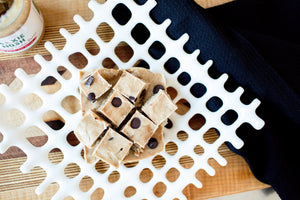 No Bake Gingerbread Fudge