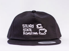Steady State Embroidered Hat!