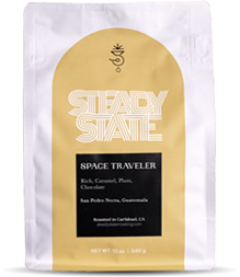 Steady State Coffee Online Shop