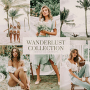 WANDERLUST - PHOTOGRAPHY PRESETS