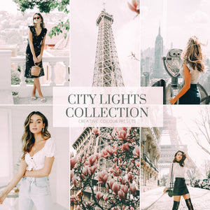 CITY LIGHTS - PHOTOGRAPHY PRESETS