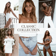 CLASSIC COLLECTION - PHOTOGRAPHY PRESETS