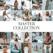 MASTER COLLECTION - PHOTOGRAPHY PRESETS
