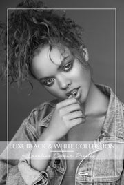 LUXE BLACK & WHITE - PHOTOGRAPHY PRESETS