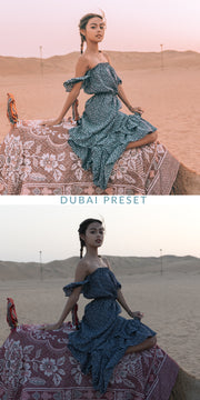 MIDDLE EAST - PHOTOGRAPHY PRESETS
