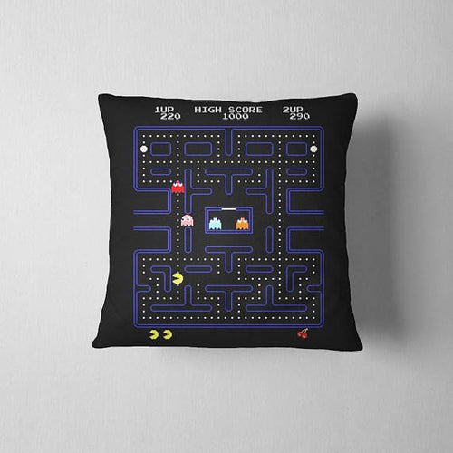 PACMAN Decorative Throw Pillow Cover Decorative