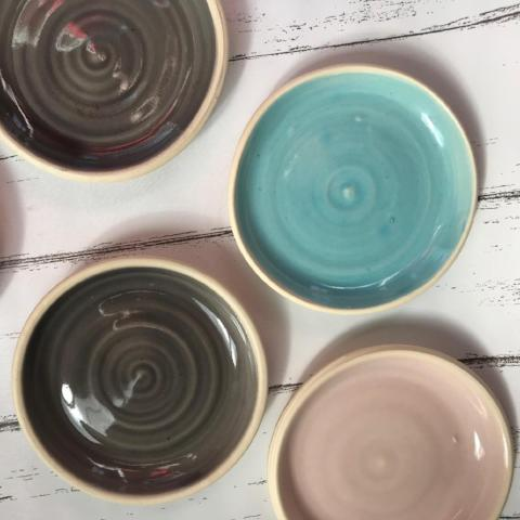 Mini Catch-All Ceramic Plate