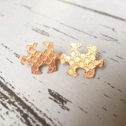 Puzzle Collection - Puzzle Piece Studs