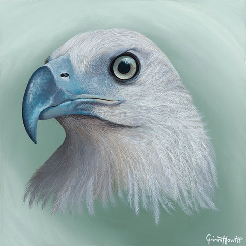 Painting - Sea Eagle