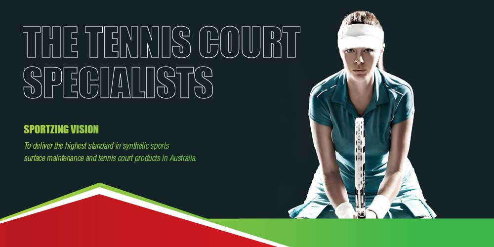 Tennis Court Specialists | Tennis Court Nets, Posts, Equipment